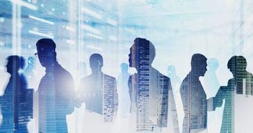 Profesionales aplicando la administracion de recursos humanos para una mejor seleccion de personal